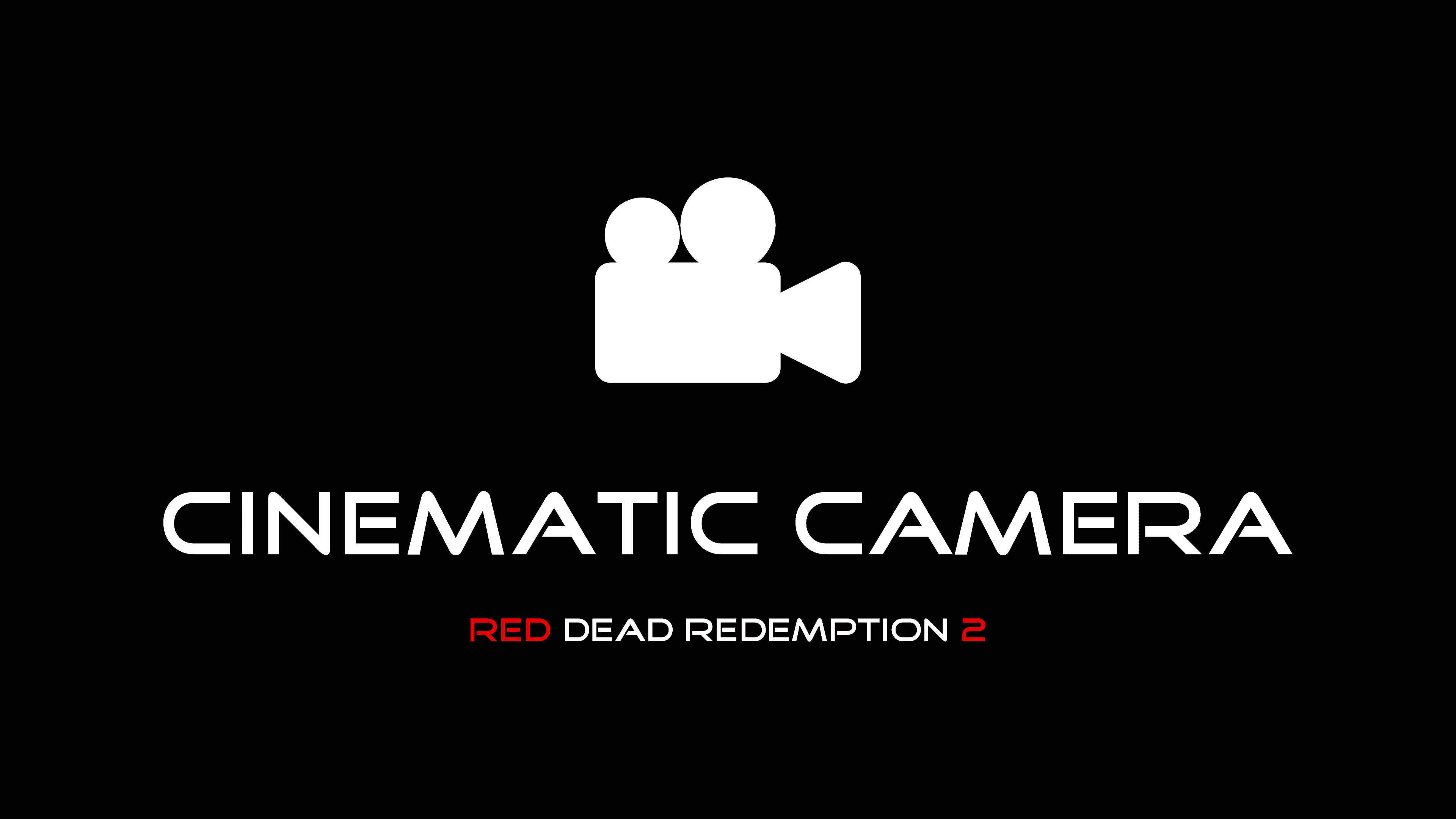 RDR2 - Cinematic Camera