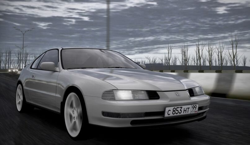 City Car Driving 1.5.8 - 2019 Honda Prelude 2.2 Si Vtec 1994