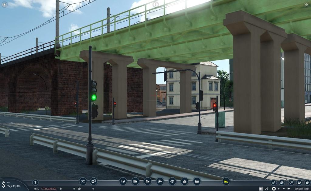 Transport Fever 2 - JB-8 Girder Bridge 4