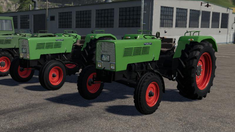 FS19 - Fendt Farmer 100 Tractor V1.1