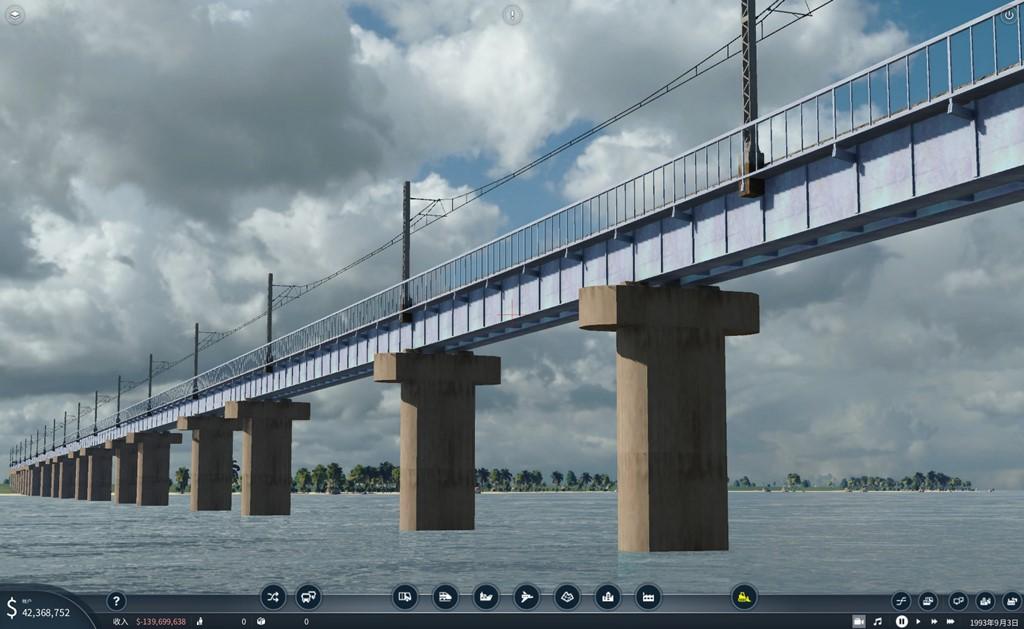 Transport Fever 2 - JB-7 Girder Bridge 3