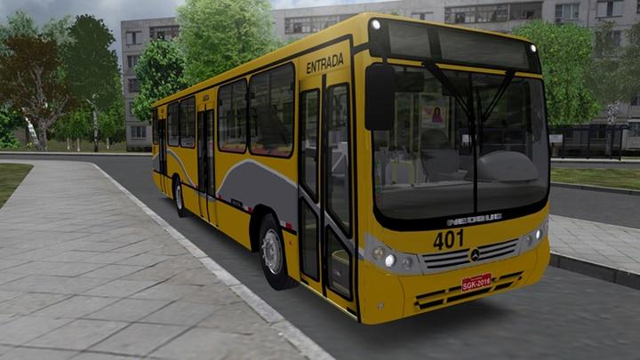 Omsi 2 – Neobus Mega 2014