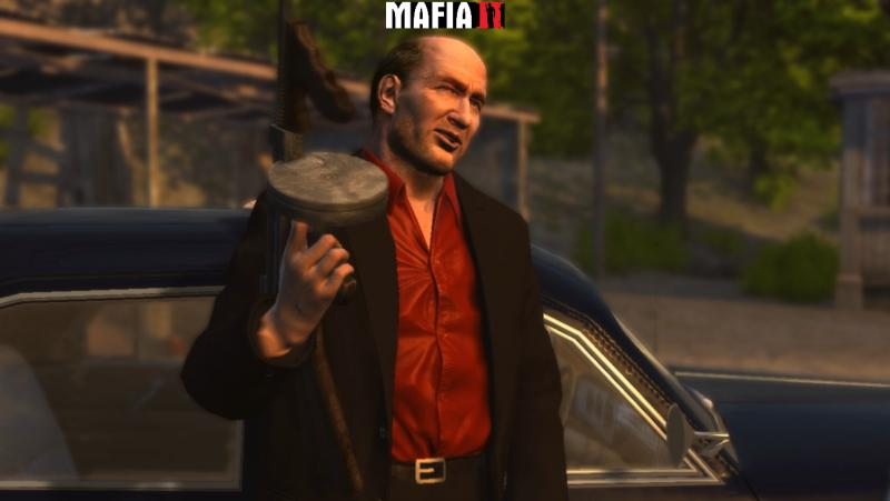 Mafia 2 – New Textures Family Skin