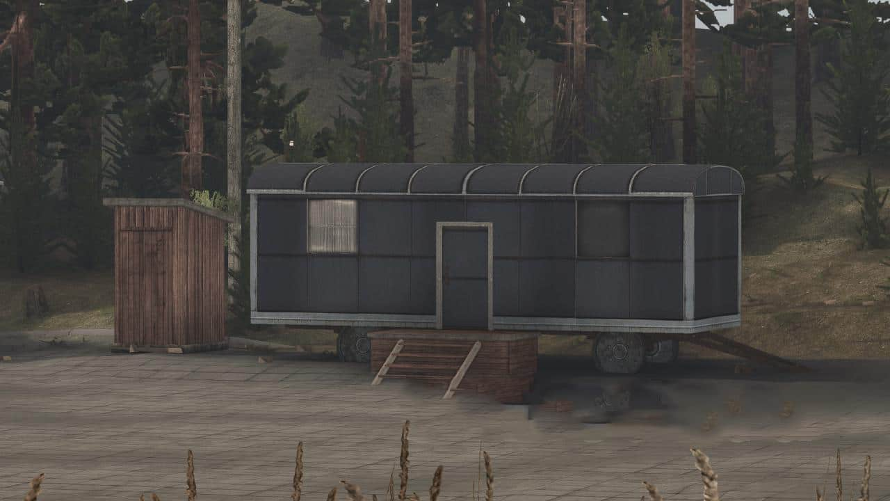 Spintires - Texture for Wagons V1