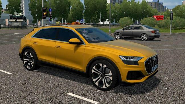 City Car Driving 1.5.9 - Audi Q8 2019