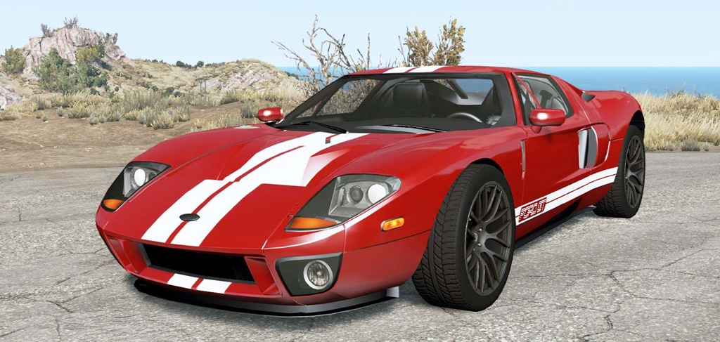 BeamNG - Ford GT 2005 V3.0