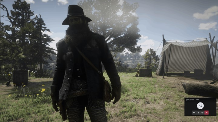 RDR2 - Chapter 2 New Game Plus Save