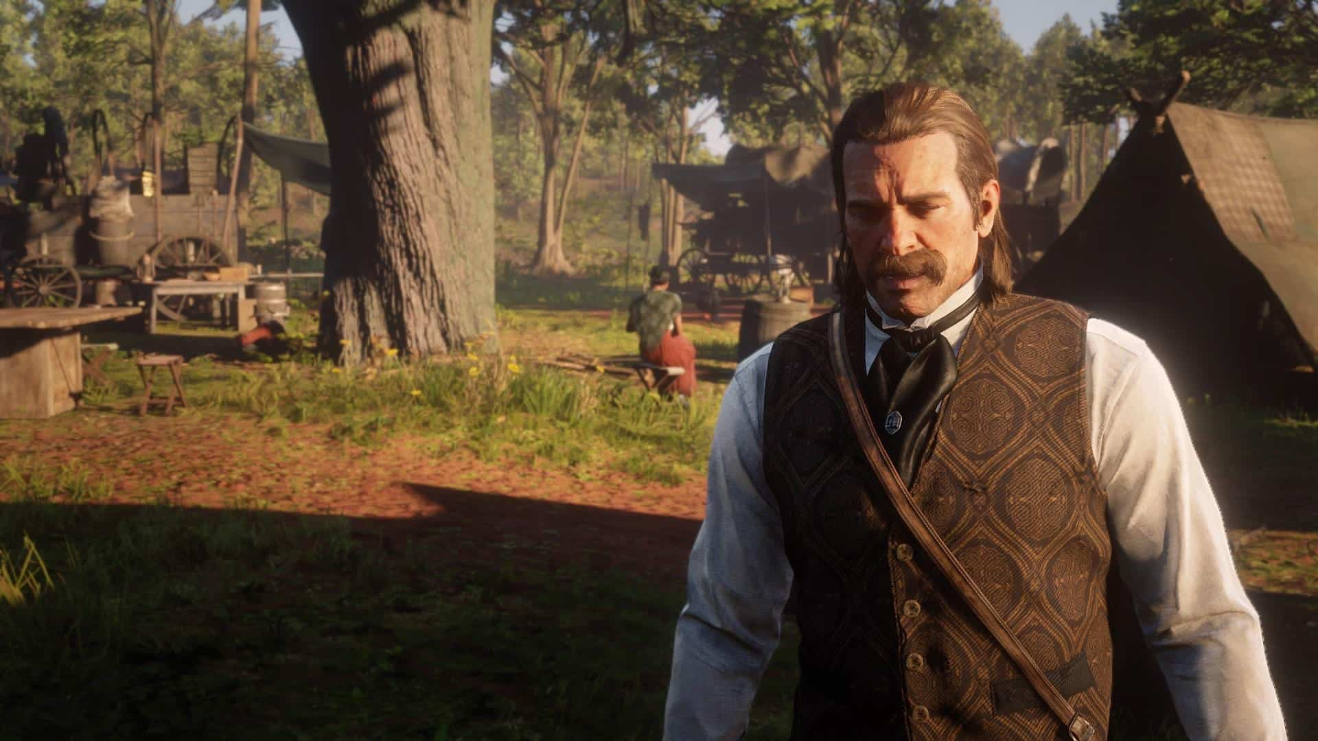 RDR2 - Chapter 3 Save File PS4