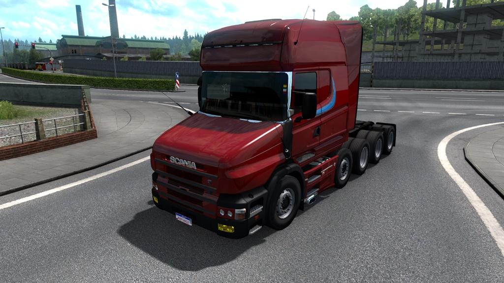 ETS2 - Scania T & T4 Brazilian (1.37 - 1.38)