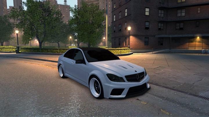 Mafia 2 – Mercedes-Benz C63 AMG
