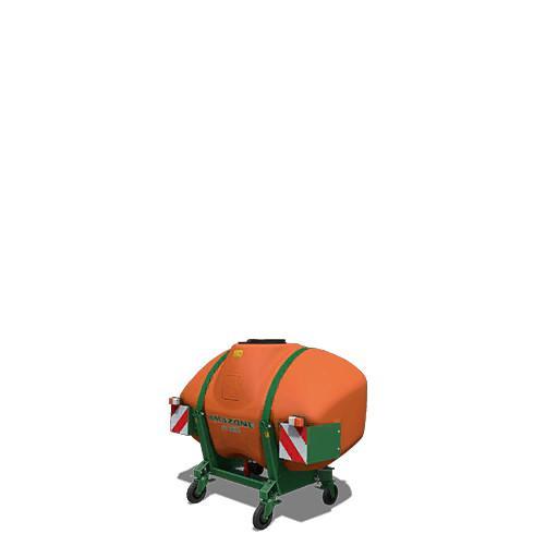 FS19 - Amazone Sprayer Pack V1.1