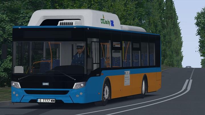 Omsi 2 - GMC Ecocity 12 Classic Bus Mod V2.0