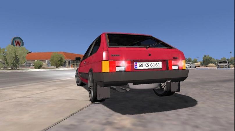 ATS - Lada Samara 2108 V2.0 (1.36.x)