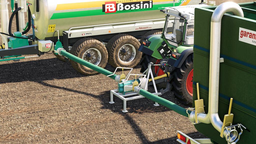 FS19 - Bossini B350 V1.2