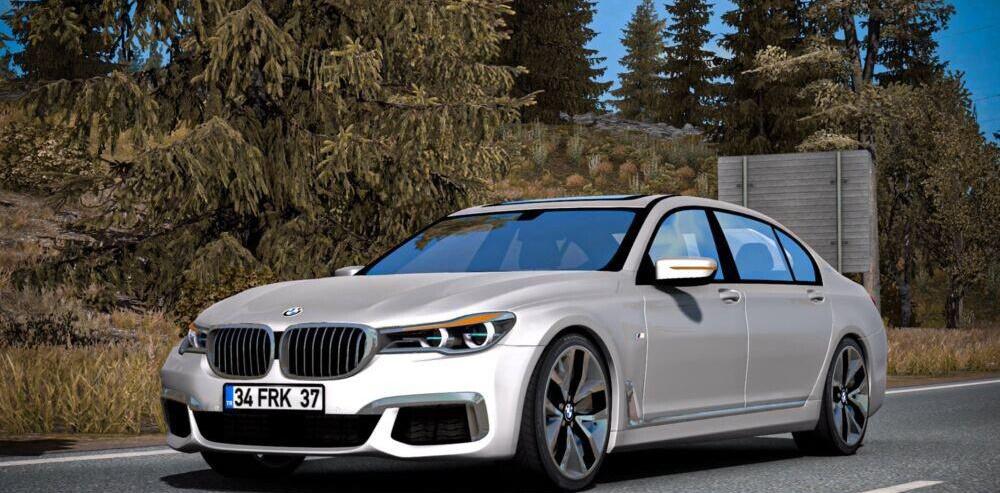 ETS2 - BMW 760 Li XDrive (1.39.x)