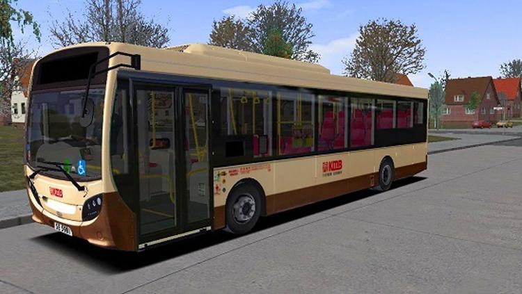 Omsi 2 – Dennis Enviro 200 Bus