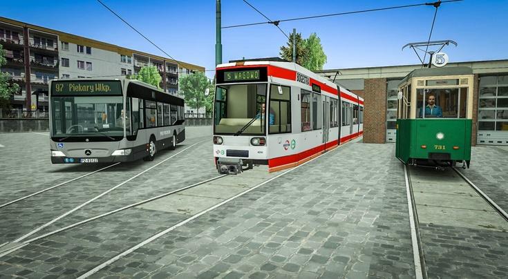 Omsi 2 – Nowe Piekary Bus & Tram