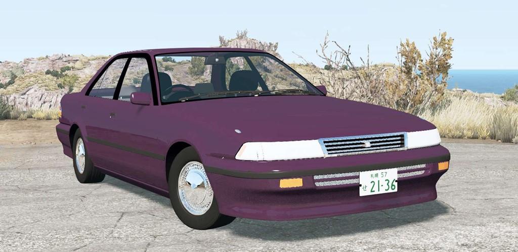 BeamNG - Toyota Corona Sedan (T170) 1987 Car Mod
