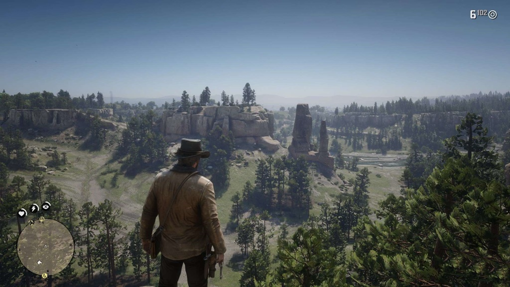 Red Dead Redemption 2 - Intro Completed Save File