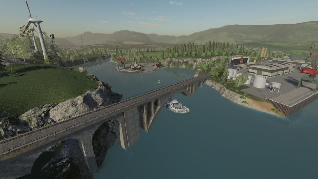 FS19 - The Old Farm Countryside Map V2.5