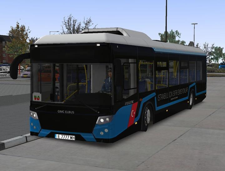 Omsi 2 – GMC LF12E Bus V3.0