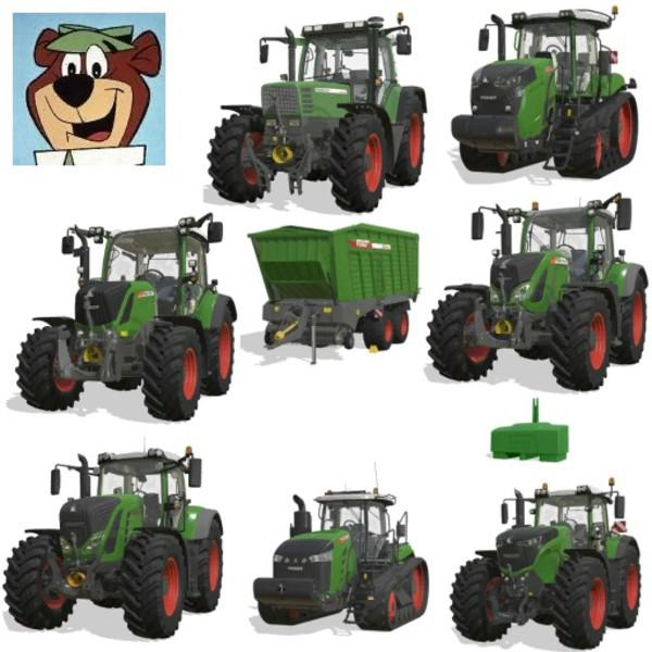 FS19 - Fendt Pack Oy Mp V19.8
