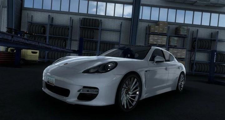 ATS - Porsche Panamera V7.0 (1.40.x)