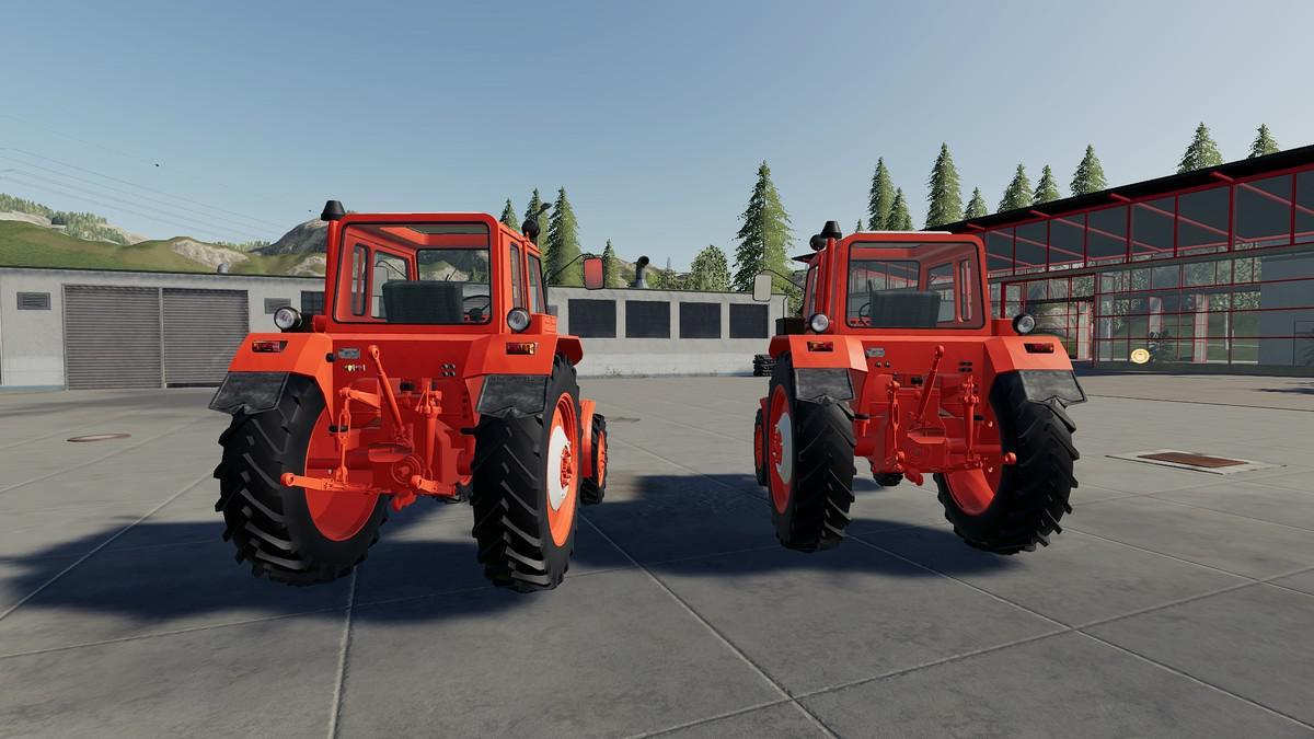 FS19 - MTZ-80 and 82 Pack V1.1