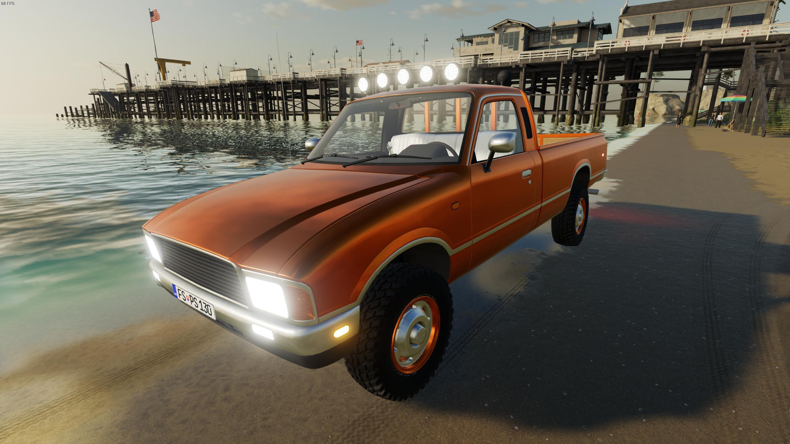FS19 - Pickup 1978 More Reality V1.0