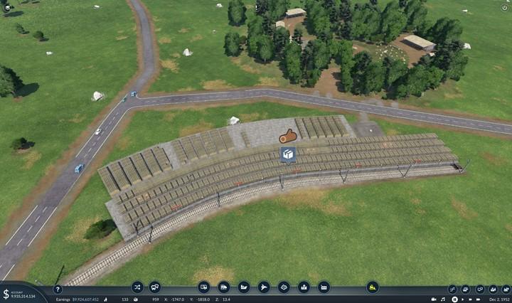 Transport Fever 2 - Freestyle Train Station