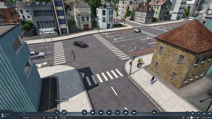 Transport Fever 2 - Alternate Road Textures