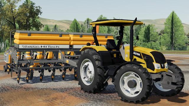 FS19 - Valtra A750 Tractor V1.0