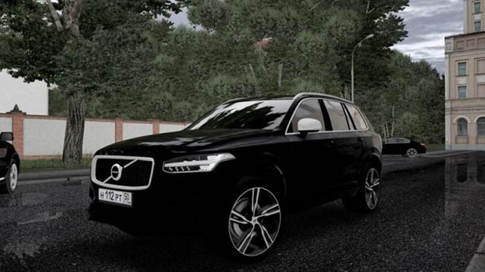 City Car Driving 1.5.9 – Volvo XC90 T8 R-Design
