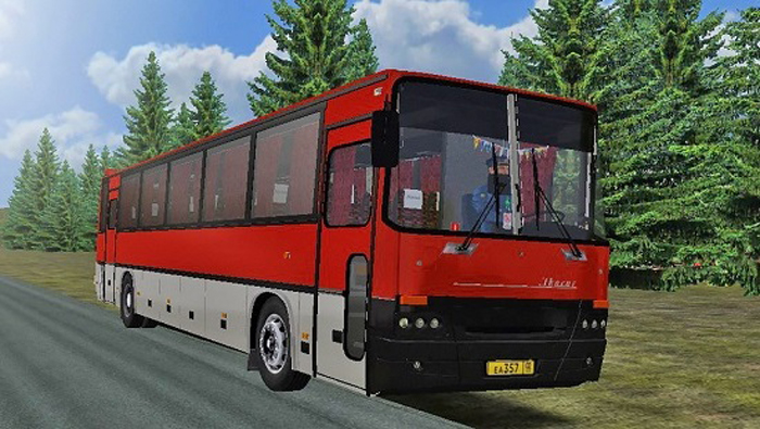 Omsi 2 – Ikarus-250.93 Bus