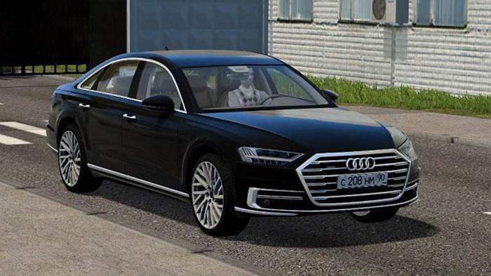 City Car Driving 1.5.9 – Audi A8 4.0 TFSI Quattro 2018