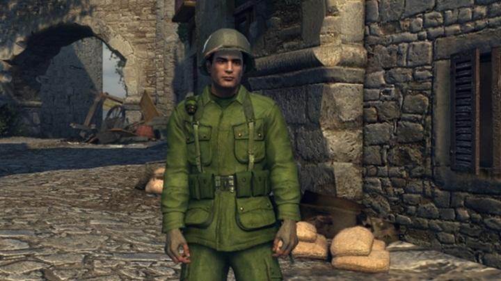 Mafia 2 – U.S WW2 Army Medic Uniform