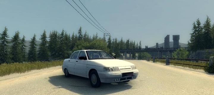 Mafia 2 – Lada 2110