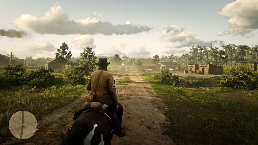 Red Dead Redemption 2 - Photorealistic Graphics Version 1.1