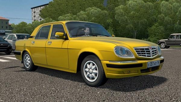 City Car Driving 1.5.9 - Gaz 31105