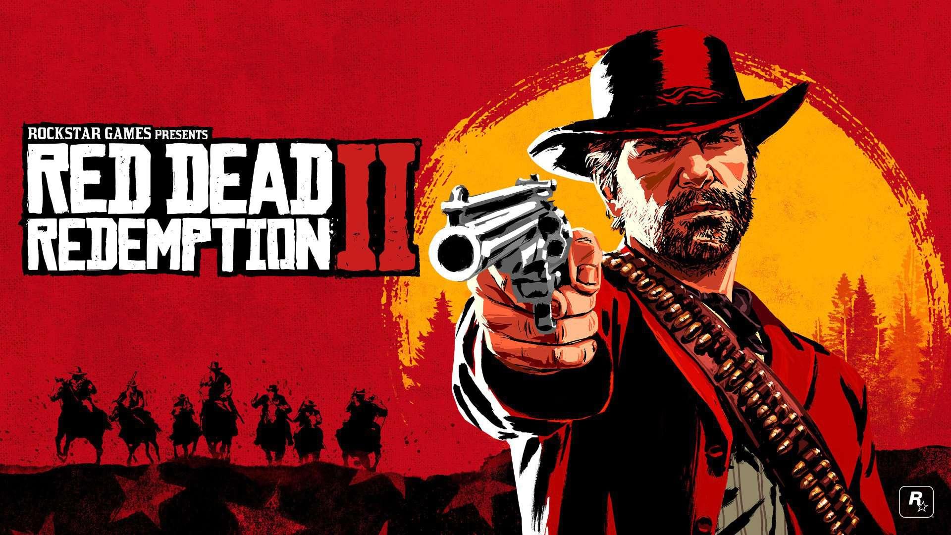 Red Dead Redemption 2 - Legendary Savegame (Chapter 1)