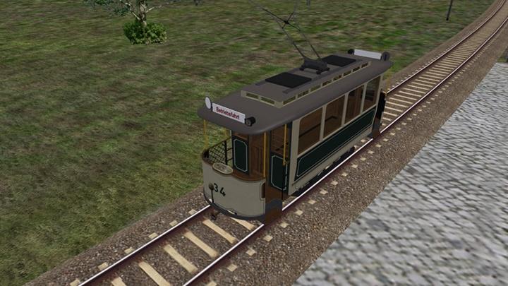 Omsi 2 – AEG Oldtimer TrolleyHow
