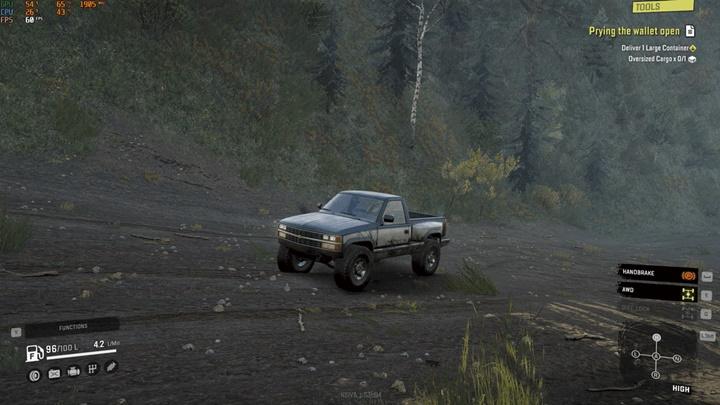 SnowRunner - Dirt Track Chevy V1.0