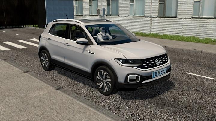 City Car Driving 1.5.9 - Volkswagen T-Cross 2019