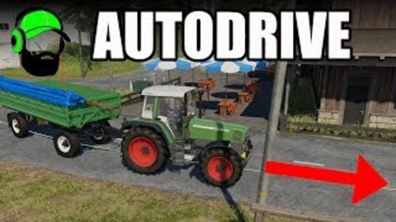 FS19 - Autodrive Courses Hof Bergmann Last Version