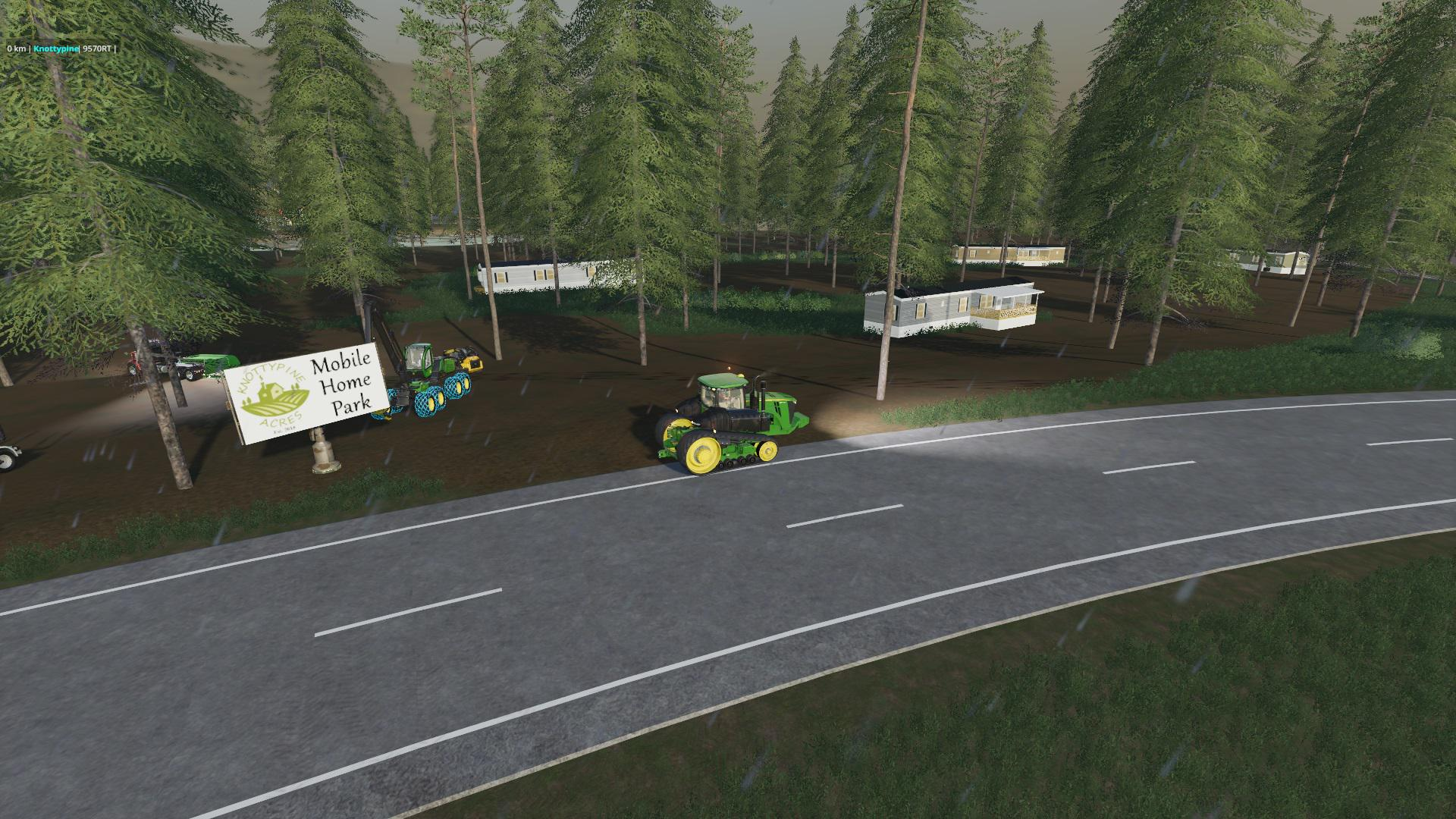 FS19 - Mobile Home Pack v1.0.0.1
