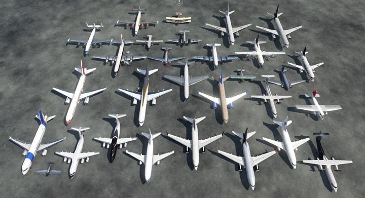 Transport Fever 2 - Asset Plane