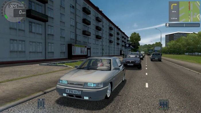 City Car Driving 1.5.9 – Vaz 2112 Tuning