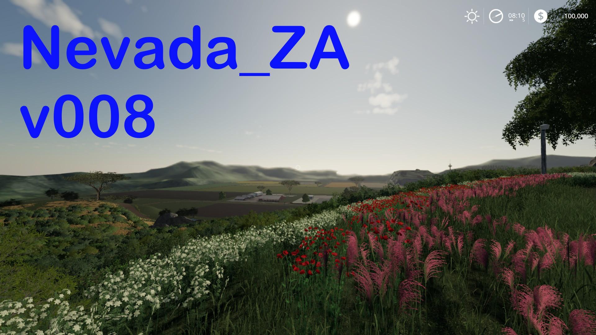 FS19 - Nevada ZA Seasons V008