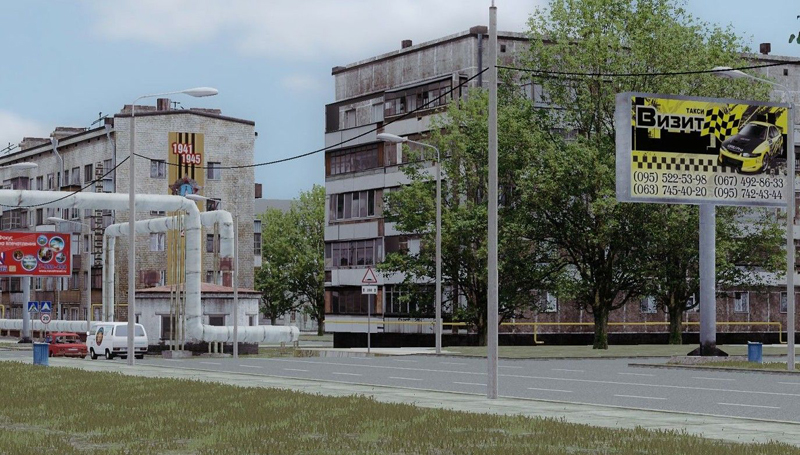 Omsi 2 – Georgievsk Map