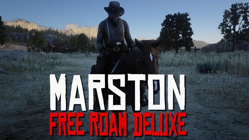 RDR2 - Marston Free Roam Deluxe